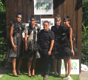 Eco-Fashion In the Park
