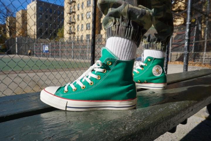 """Washington Heights x """"Puro Platano""""Converse"""